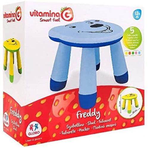 Globo Baby Plastic Stool 5 - Sgabello
