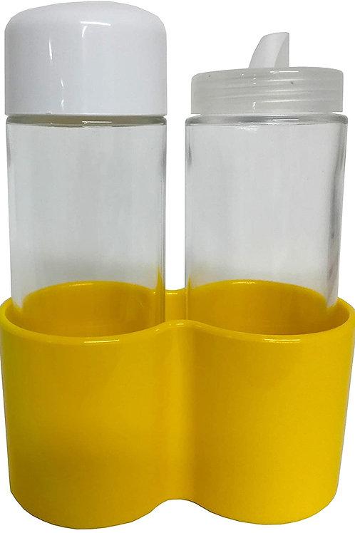 OMADA M6140GL Set Olio e Aceto Eat Pop Giallo Limone
