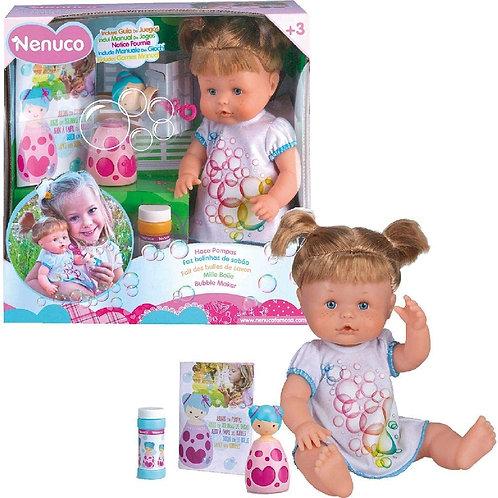 Nenuco Famosa 700012692 - Bambola Fa Le Bolle