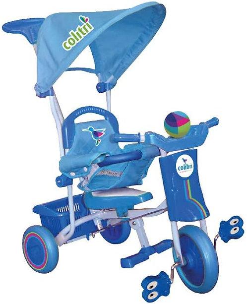 Colibrì 00119003 Triciclo COLITRI' Azzurro