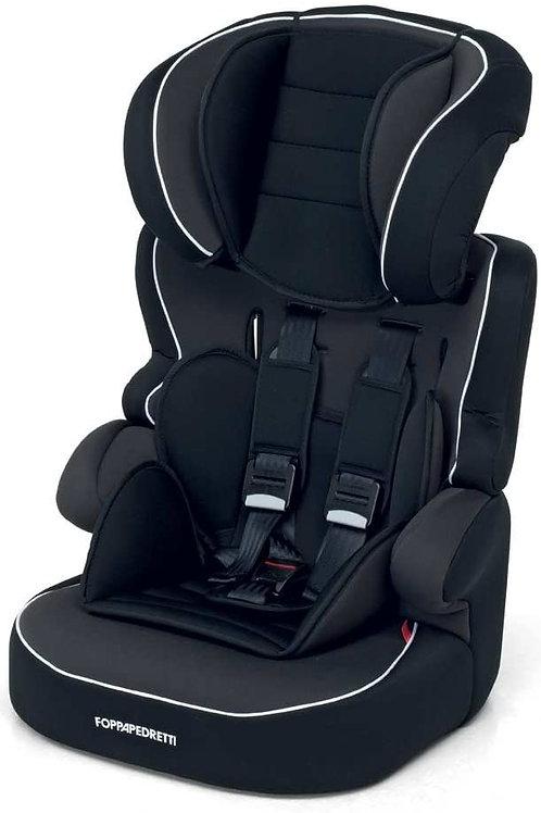 Foppapedretti Babyroad - Seggiolino Auto, Gruppo 1-2-3 (9-36 Kg) per Bambini