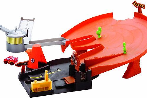 Mattel Cars 2 X9527 - Micro Drifters, Corsa nel Deserto