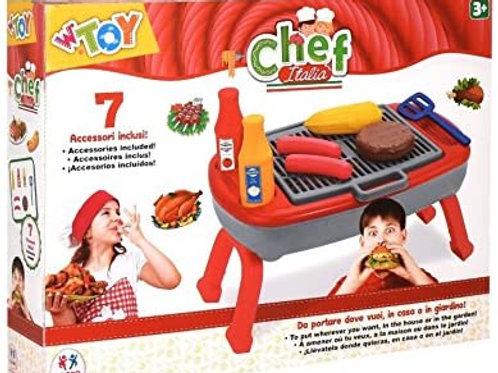 Globo- Accessori Barbecue, Multicolore, GLO1304