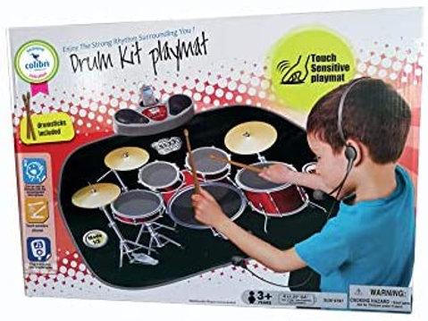 Colibri 01218002 Drum Tappeto, Multicolore
