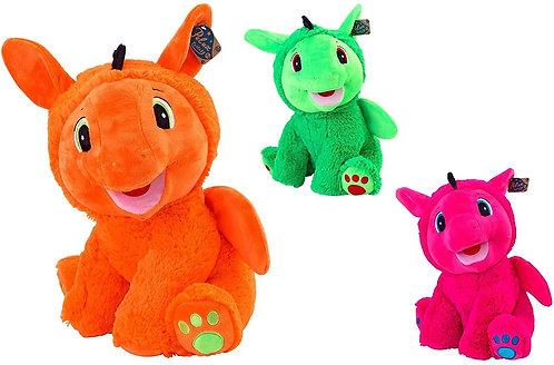 Globo  GLOBO83381 40cm Pelux Dragon Toy