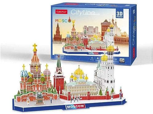 Jucosur S.L. Puzzle 3D Mosca