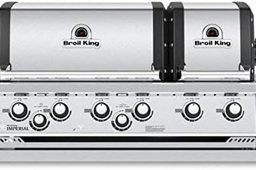 Broil King Barbecue a Metano/Gas Naturale Imperial 690 da Incasso 2020