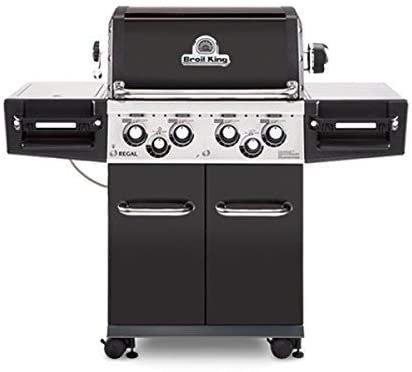 Broil King Barbecue a Gas Regal 490 Nero 2020