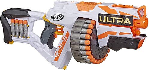 Hasbro Nerf Ultra One Blaster Motorizzato, Include 25 Dardi Nerf Ultra, Compatib