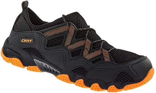 MTD Scarpe Estive Freetime DMT DA1 After Race Black, Orange Fluo Taglia 44