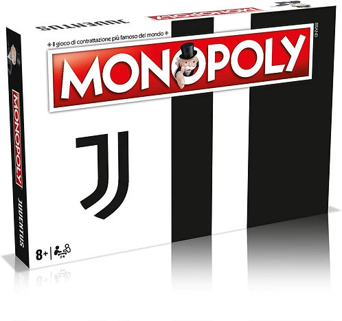 Juventus Momenti Monopoly gioco da tavolo - Edizione Italiana