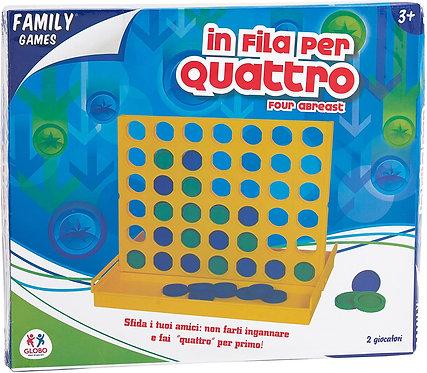 Family Games- Familygames Gioco Maxi Bingo, Globo-35529