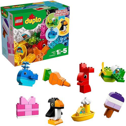 LEGO Duplo - My First - Creazioni Divertenti, 10865