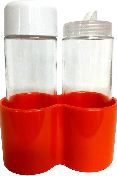 OMADA M6140AR Set Olio e Aceto Eat Pop Arancio