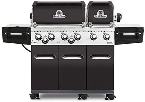 Broil King Barbecue a Gas Regal XL 690 Nero