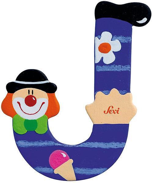 Sevi 81746 - Lettera J Clown