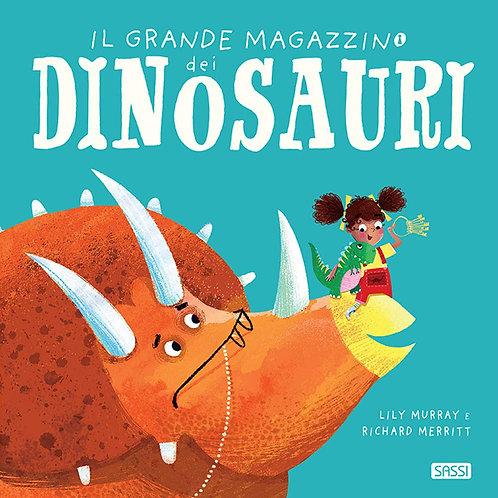 Il grande magazzino dei dinosauri. Ediz. a colori (Italiano)