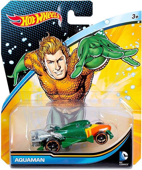 MATTEL Hot Wheels Marvel DC Aquaman DKJ66 DMM14