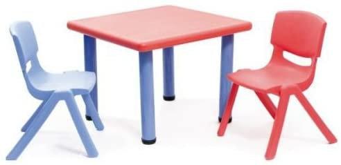 Colibrì - Tavolino Strong, Rosso e Blu