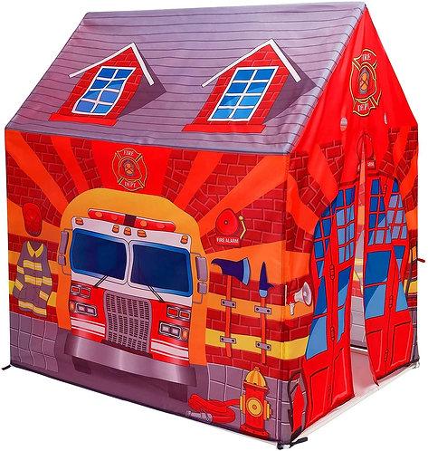 Globo Tenda Pompieri 95X72X102Cm, Multicolore, 8014966378013