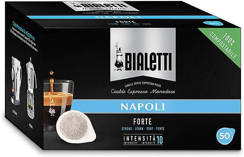 Bialetti Box 50pz Cialde Napoli