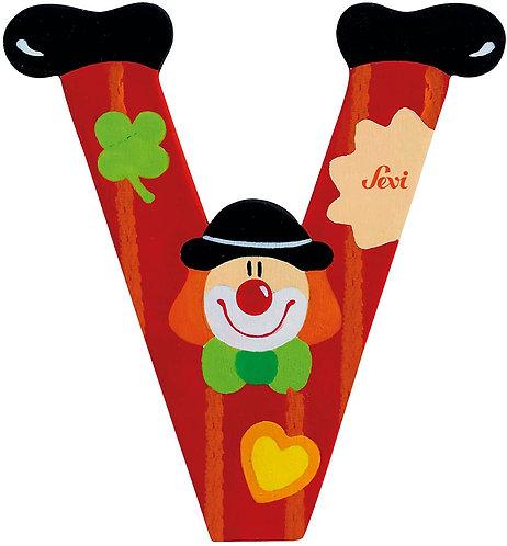 Sevi 81758 - Lettera V Clown
