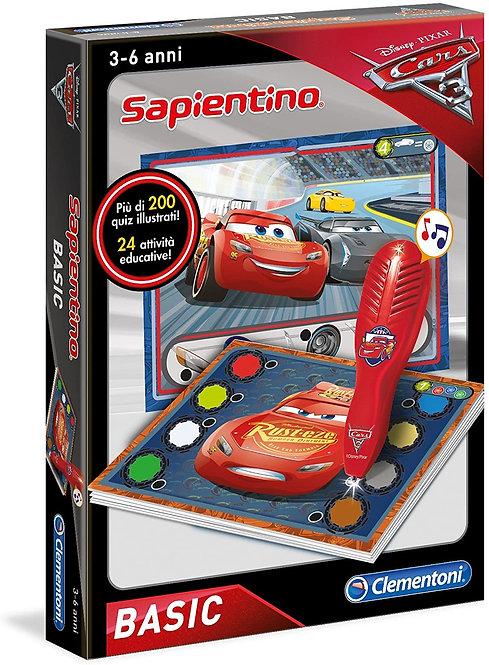 Clementoni Sapientino Penna Basic Cars 3, 11989