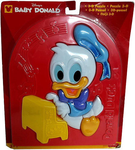 Fisher Price Disney Puzzle 3D Baby Donald