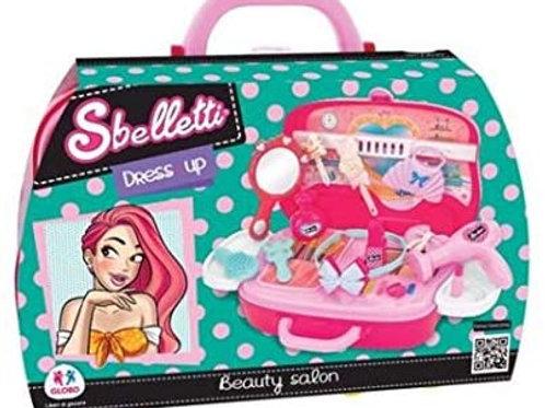 Globo- Valigetta Portatile Accessori Bellezza C/Ruote, Multicolore, 801496639536
