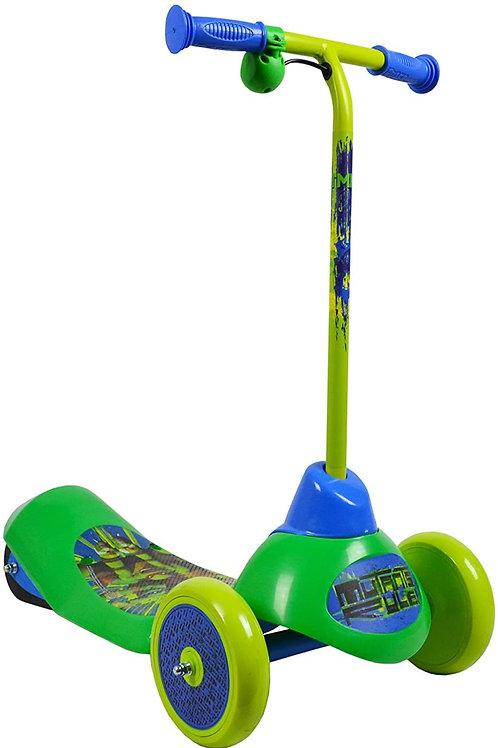 Pulse Monopattino Elettrico 3 Ruote Safe Start - Ninja Turtles