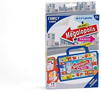 GIOCO TRAVEL MEGALOPOLIS 33004