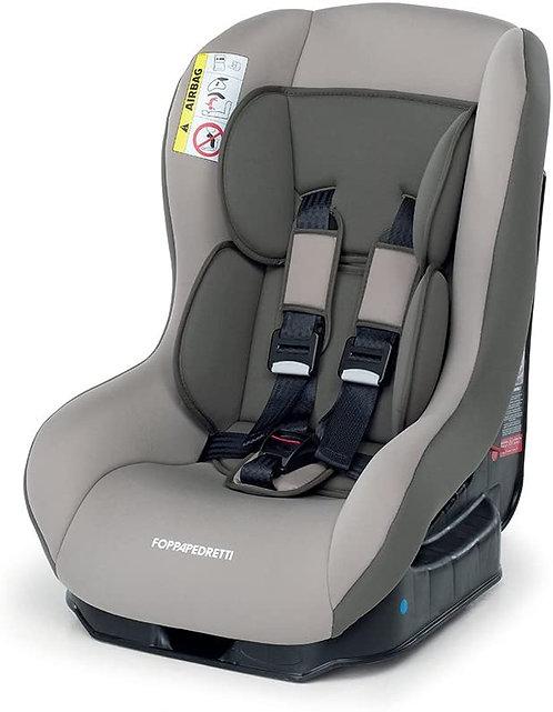 Foppapedretti Go! Evolution, Seggiolino auto Gruppo 0/1 (0-18 Kg) per Bambini