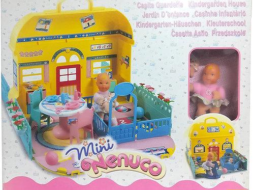 Famosa Mini Nenuco Casetta Asilo Vintage Raro