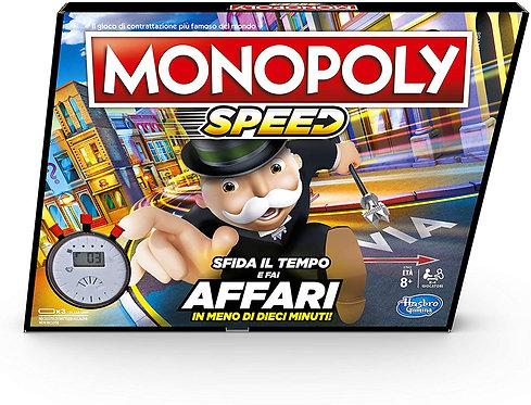 Hasbro Monopoly - Speed (gioco in scatola, Hasbro Gaming)