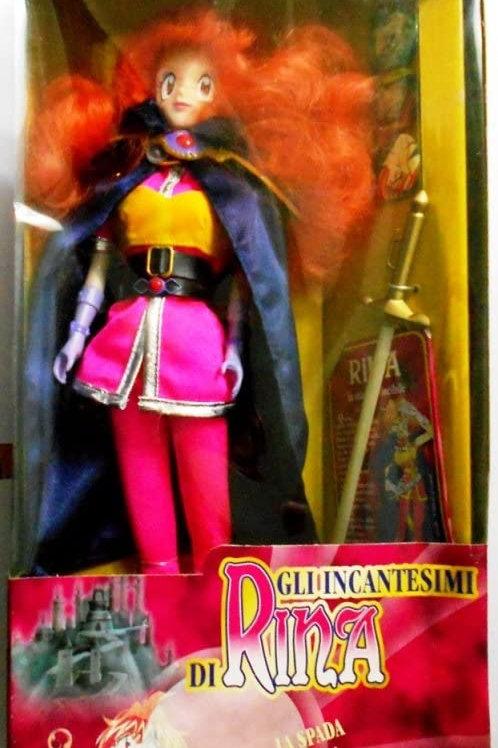 Gli Incantesimi di RINA - Bambola Doll - Gig