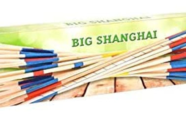 SHANGHAI GIGANTE IN LEGNO 50CM 41PZ