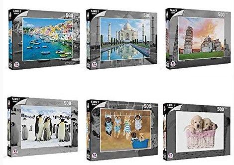 Globo Spa 40363 Puzzle PZ. 500