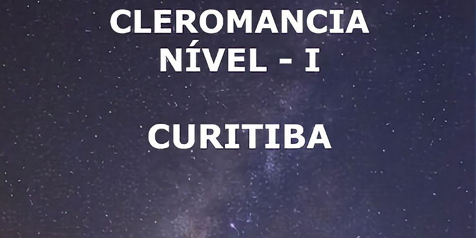 Cleromancia - Nível I
