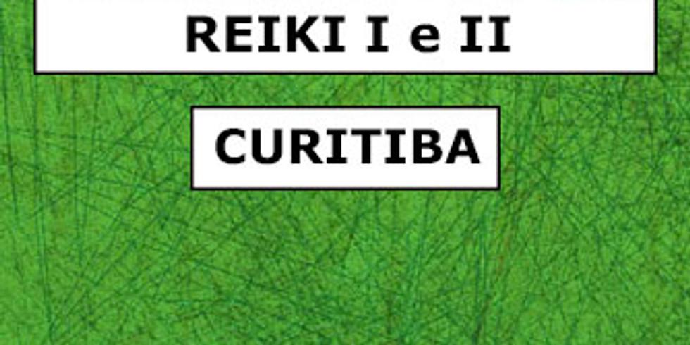 Reiki - Nível I e II - O Despertar (INTENSIVO)