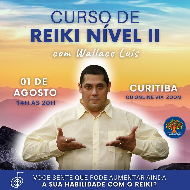 Reiki - Nível II (Pres/Online)
