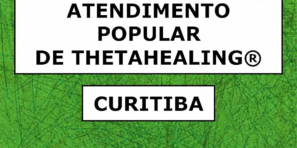 Atendimento Popular de ThetaHealing®