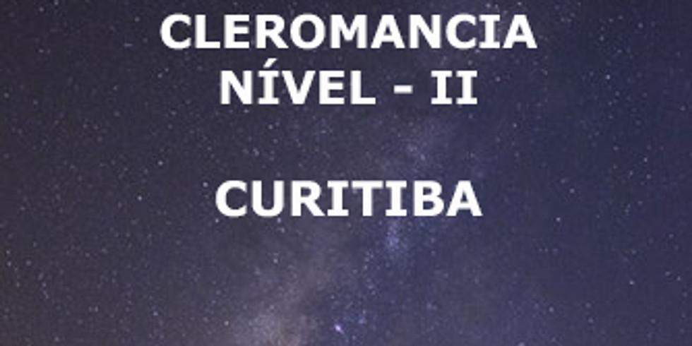 Cleromancia - Nível II