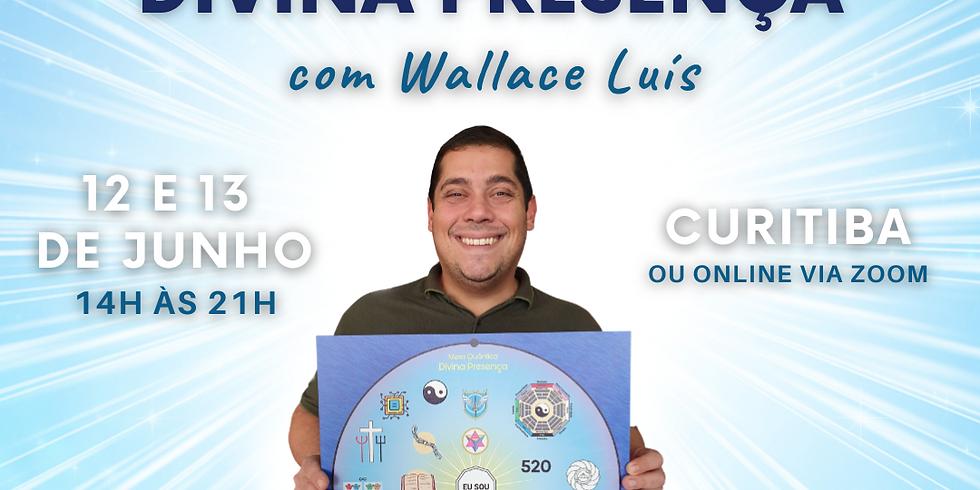 Mesa Quântica Divina Presença (Curitiba ou Online)