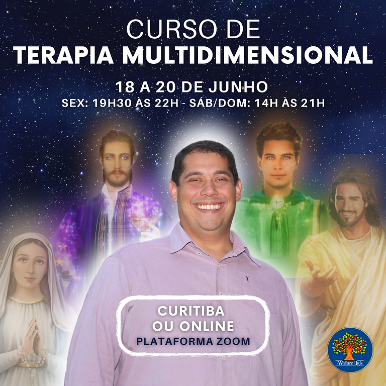 Terapia Multidimensional (Curitiba ou Online)