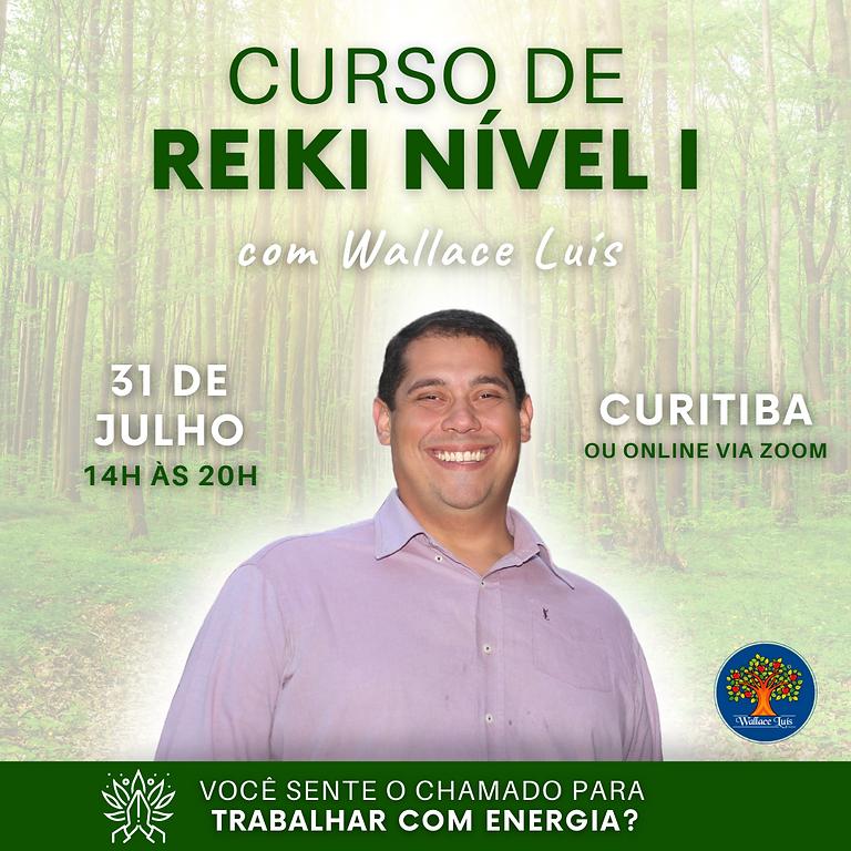 Reiki - Nível I (Pres/Online)