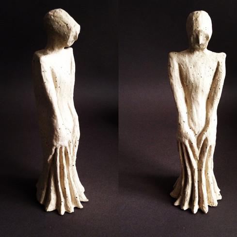 Kvinnan med kjolen