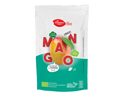 Mango Snack Bio, 30 g