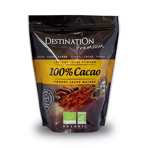 Cacao 100% Destination 250g
