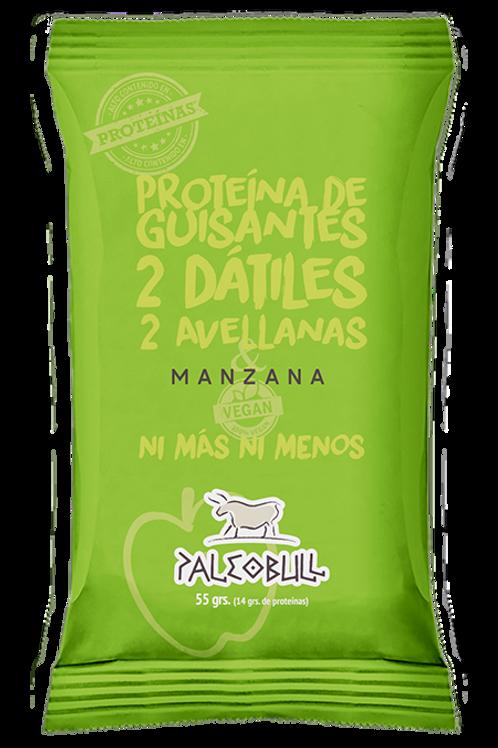 Barrita Paleobull Vegana de Manzana