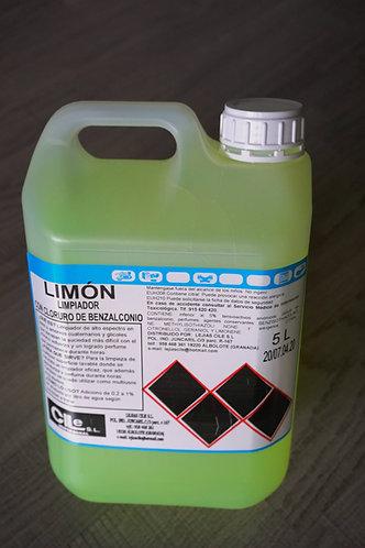 Limpiador con Cloruro de Benzalconio